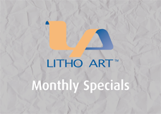 view flipemag: Litho Art Monthly Specials