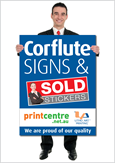 View: Corflute Signs Catalogue